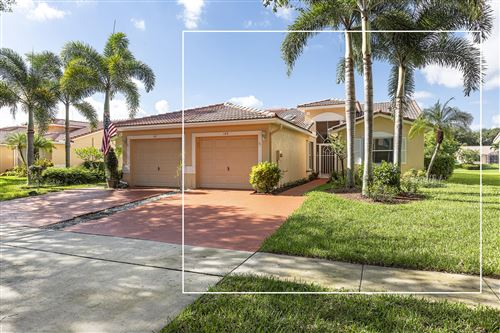 Photo of 148 Sausalito Drive, Boynton Beach, FL 33436 (MLS # RX-10734681)