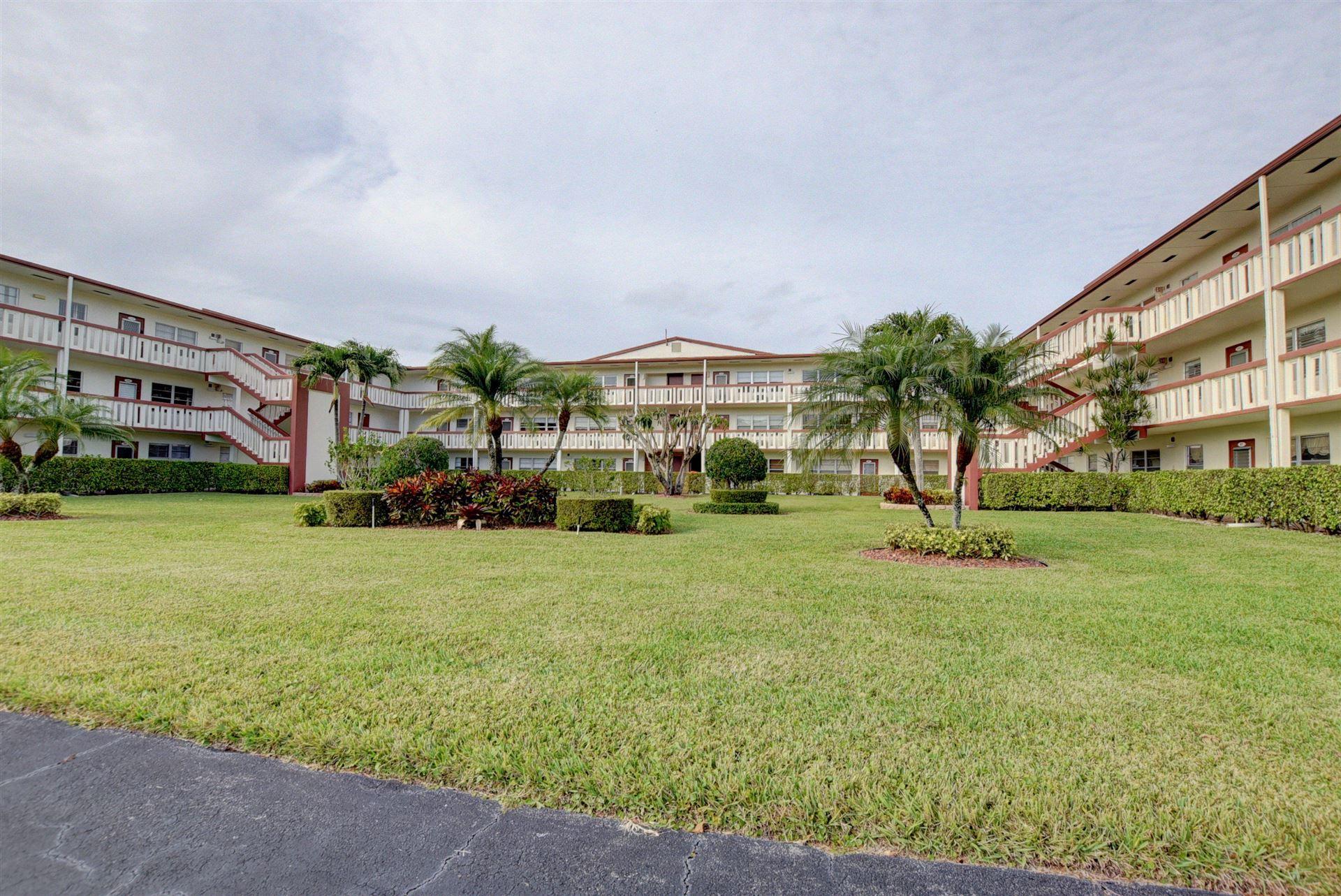 118 Brighton C, Boca Raton, FL 33434 - #: RX-10595681