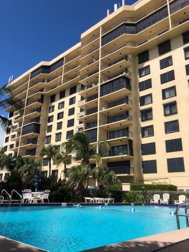 801 S Ocean Drive #910, Fort Pierce, FL 34949 - #: RX-10663681