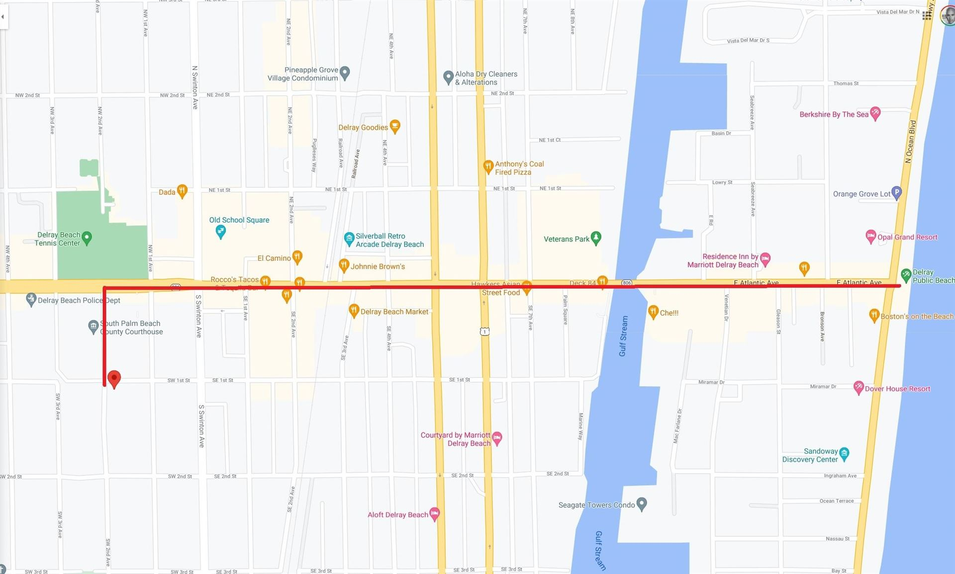 101 SW 2nd Avenue #C, Delray Beach, FL 33444 - MLS#: RX-10720681