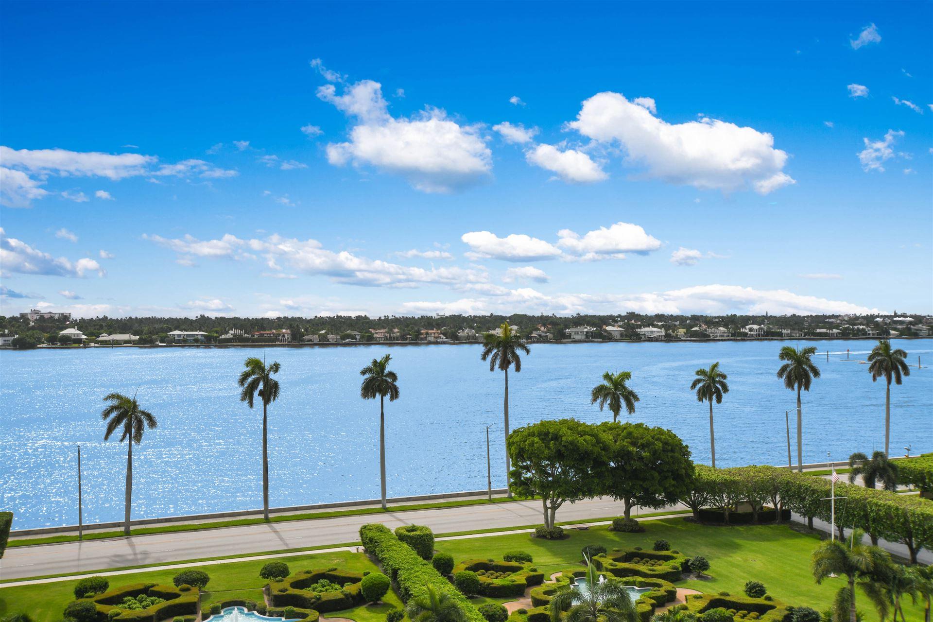 1701 S Flagler Drive #809, West Palm Beach, FL 33401 - MLS#: RX-10730681
