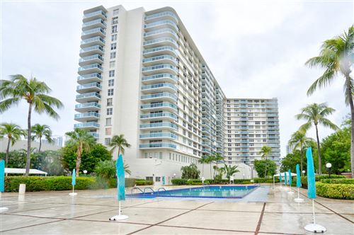 Photo of 3800 S Ocean Drive #712, Hollywood, FL 33019 (MLS # RX-10649682)