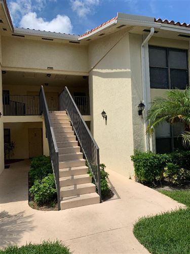 Photo of 1543 Lake Crystal Drive #H, West Palm Beach, FL 33411 (MLS # RX-10746682)
