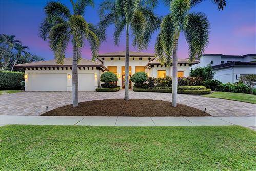 Photo of 4738 Tree Fern Drive, Delray Beach, FL 33445 (MLS # RX-10741683)
