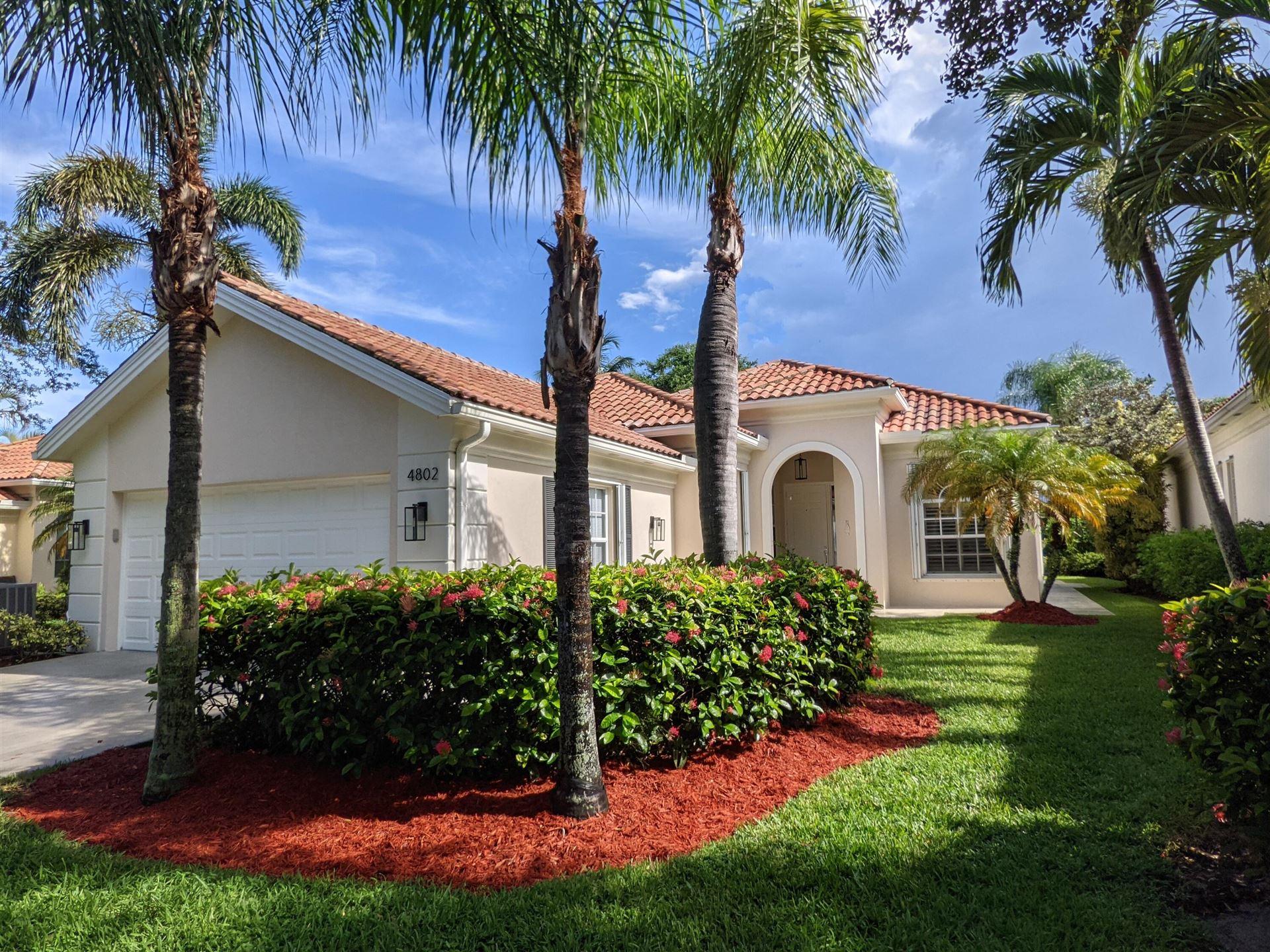 4802 Orchard Lane, Delray Beach, FL 33445 - MLS#: RX-10734683