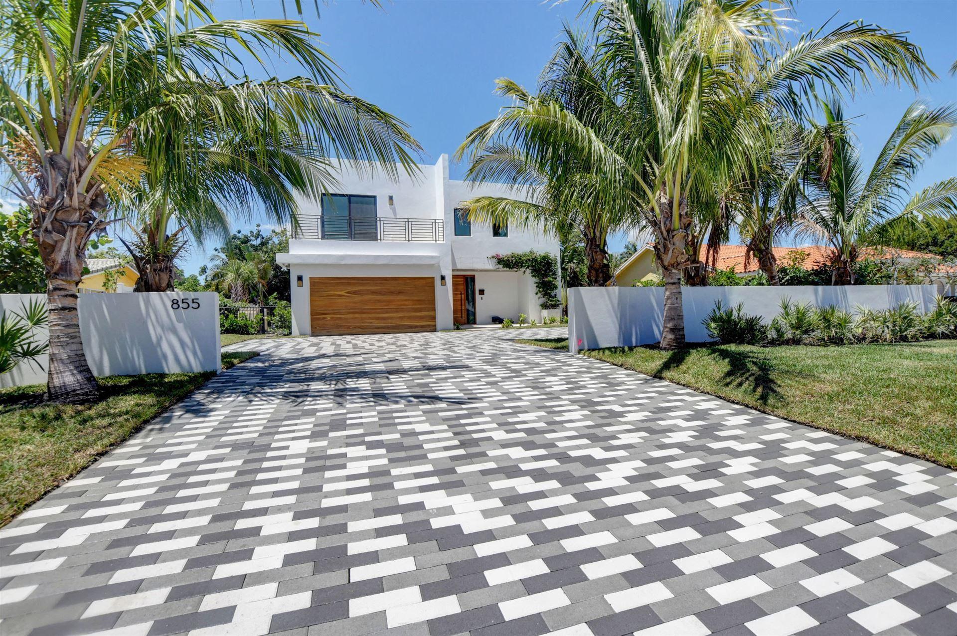855 NW 4th Avenue, Boca Raton, FL 33432 - MLS#: RX-10739683