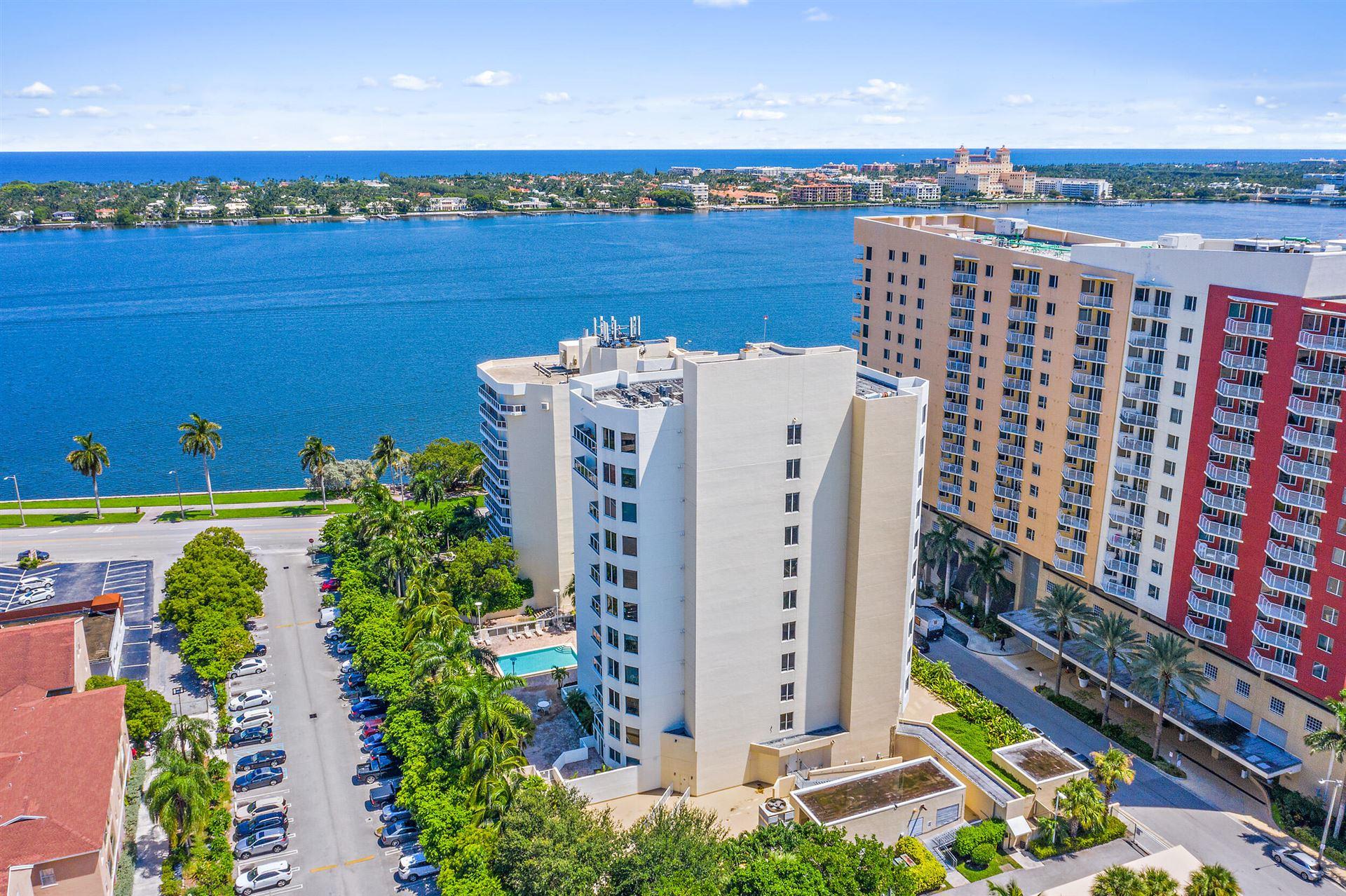 1617 N Flagler Drive #804, West Palm Beach, FL 33407 - MLS#: RX-10745683