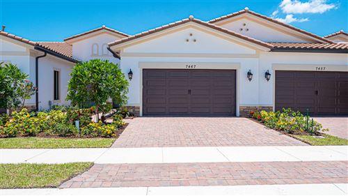 Photo of 7467 S Blue Spring Drive, Parkland, FL 33067 (MLS # RX-10632684)