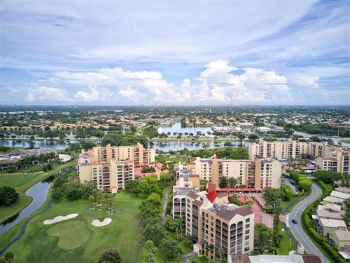 Photo of 7233 Promenade Drive #602, Boca Raton, FL 33433 (MLS # RX-10653684)