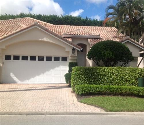 Photo of 2249 NW 62nd  Drive Drive, Boca Raton, FL 33496 (MLS # RX-10654684)
