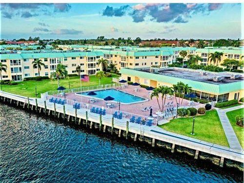 Photo of 24 Colonial Club Drive #104, Boynton Beach, FL 33435 (MLS # RX-10722684)