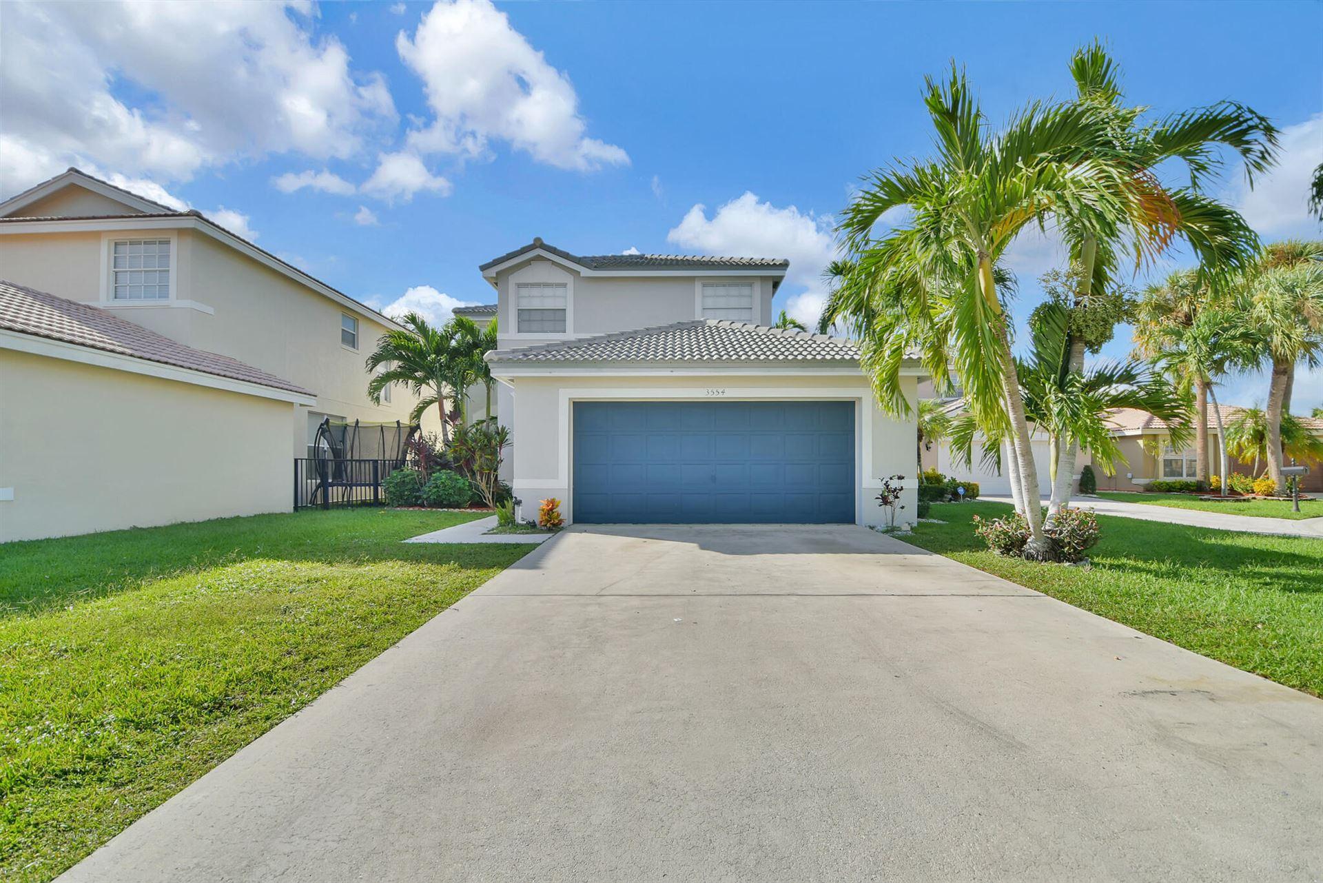 3554 Danbury Court, Boynton Beach, FL 33436 - #: RX-10754684