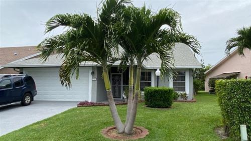 Photo of Listing MLS rx in 3886 Dafilee Circle West Palm Beach FL 33417