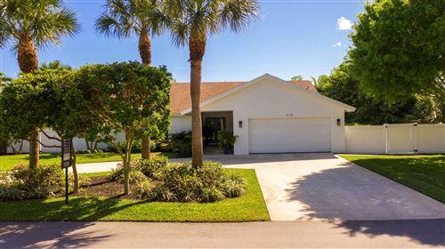 Photo of 618 Eldorado Lane, Delray Beach, FL 33444 (MLS # RX-10695685)