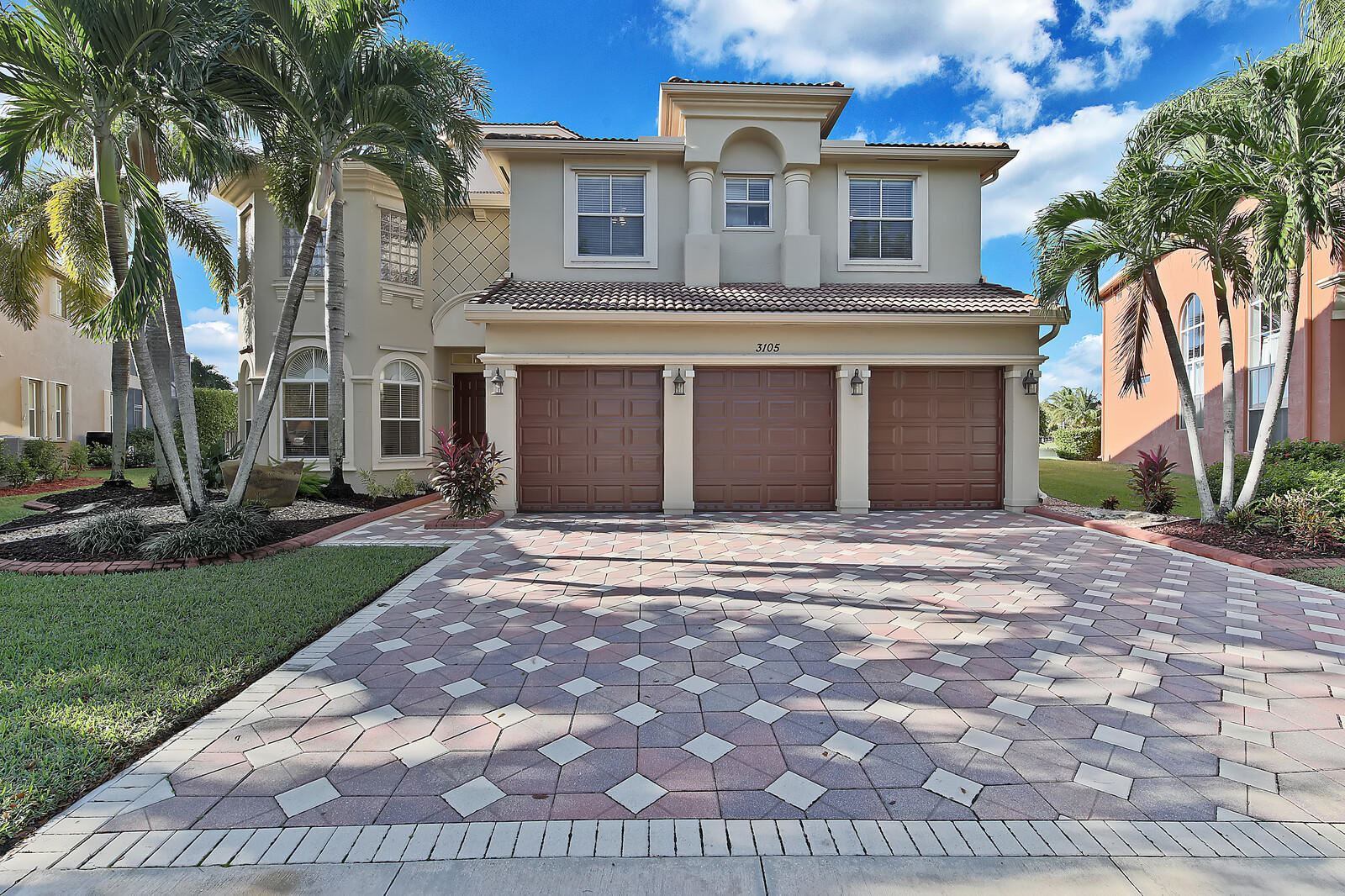 3105 Hamblin Way, Wellington, FL 33414 - #: RX-10673685