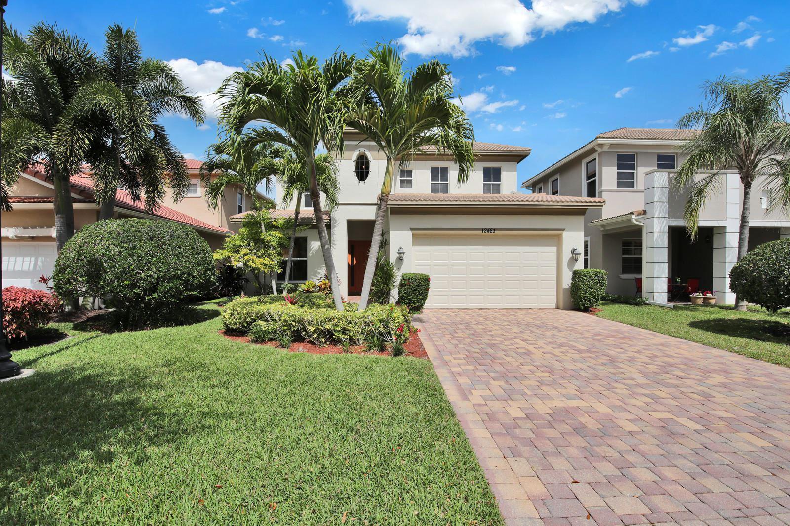 12483 Aviles Circle, Palm Beach Gardens, FL 33418 - #: RX-10690685