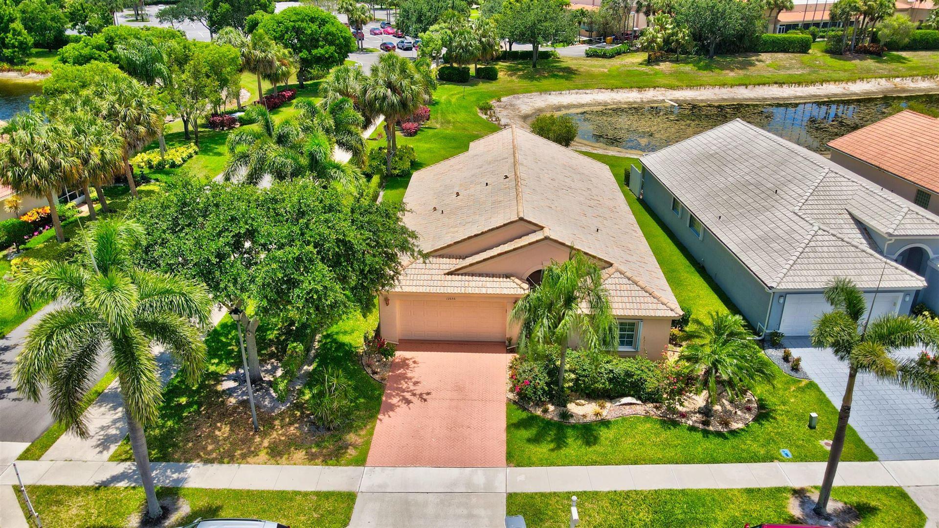 12656 Coral Lakes Drive, Boynton Beach, FL 33437 - #: RX-10722685