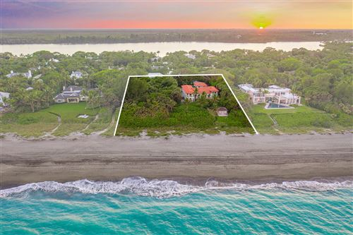 Photo of 119 S Beach Road, Hobe Sound, FL 33455 (MLS # RX-10698686)
