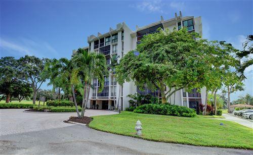 Photo of 1972 Bridgewood Drive #Penthouse, Boca Raton, FL 33434 (MLS # RX-10575687)
