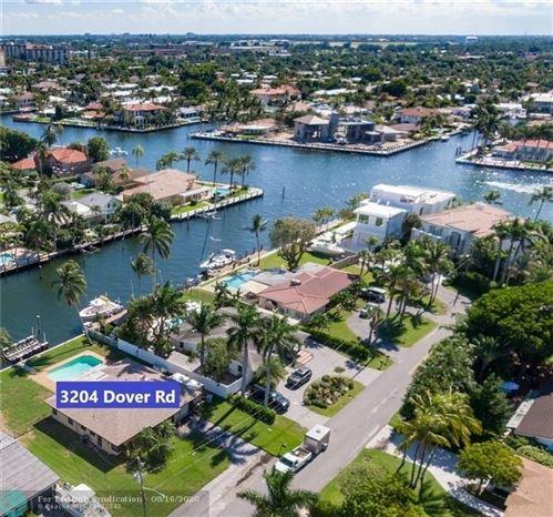Photo of 3204 Dover Road, Pompano Beach, FL 33062 (MLS # RX-10662687)