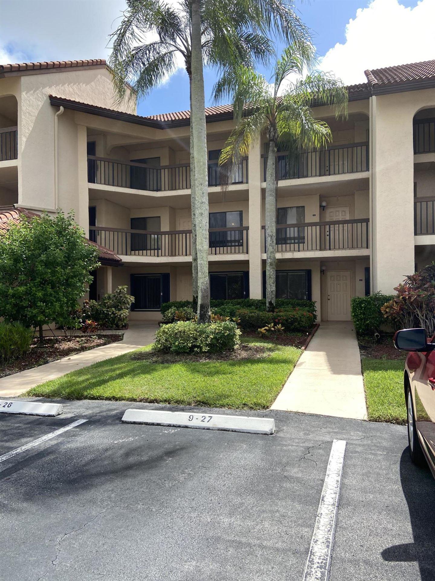 10110 Cedar Point Boulevard #204, Boynton Beach, FL 33437 - #: RX-10663687