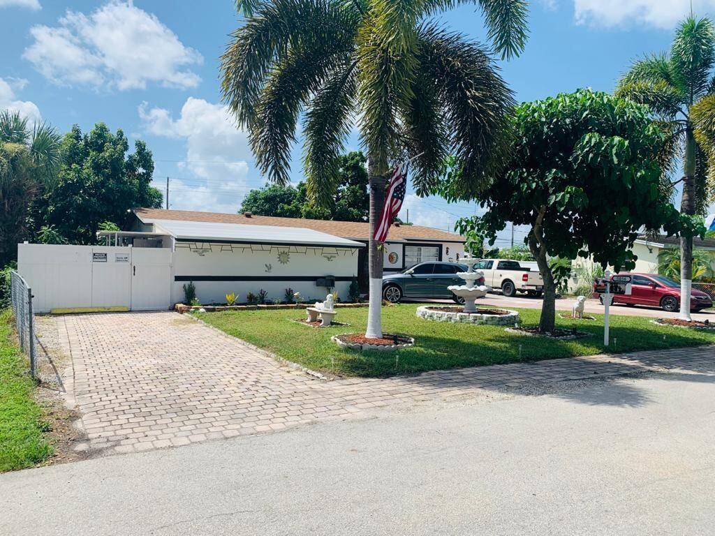 Photo for 5056 Cheryl Lane, West Palm Beach, FL 33415 (MLS # RX-10744687)