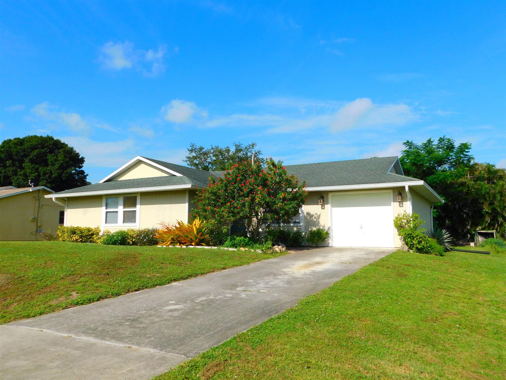 454 SE Cork Road, Port Saint Lucie, FL 34984 - #: RX-10752687