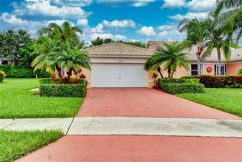 Photo of 12946 Hampton Lakes Circle, Boynton Beach, FL 33436 (MLS # RX-10628688)