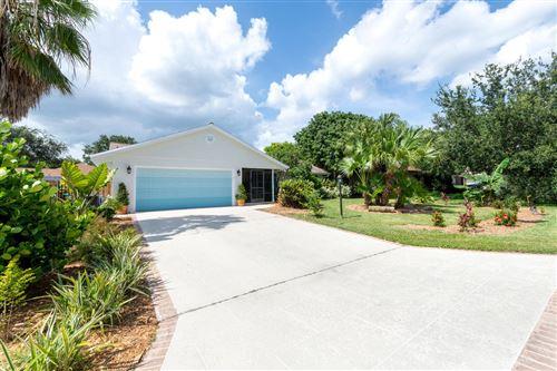 Photo of 941 NE Zebrina Senda, Jensen Beach, FL 34957 (MLS # RX-10637688)