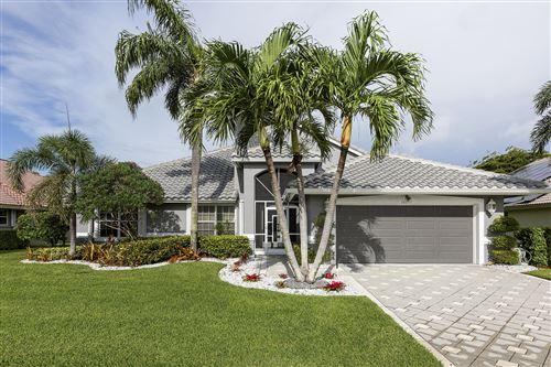 Photo of 12371 Divot Drive, Boynton Beach, FL 33437 (MLS # RX-10672688)
