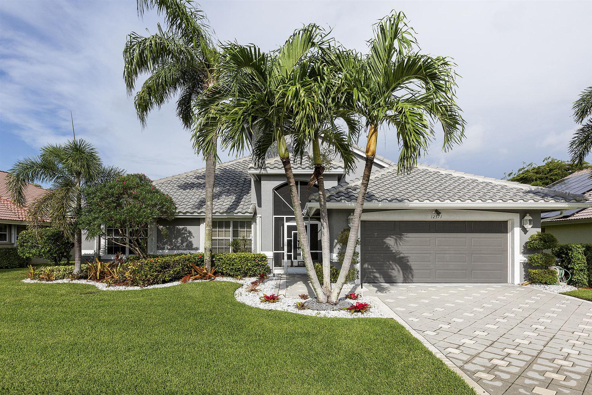 12371 Divot Drive, Boynton Beach, FL 33437 - #: RX-10672688