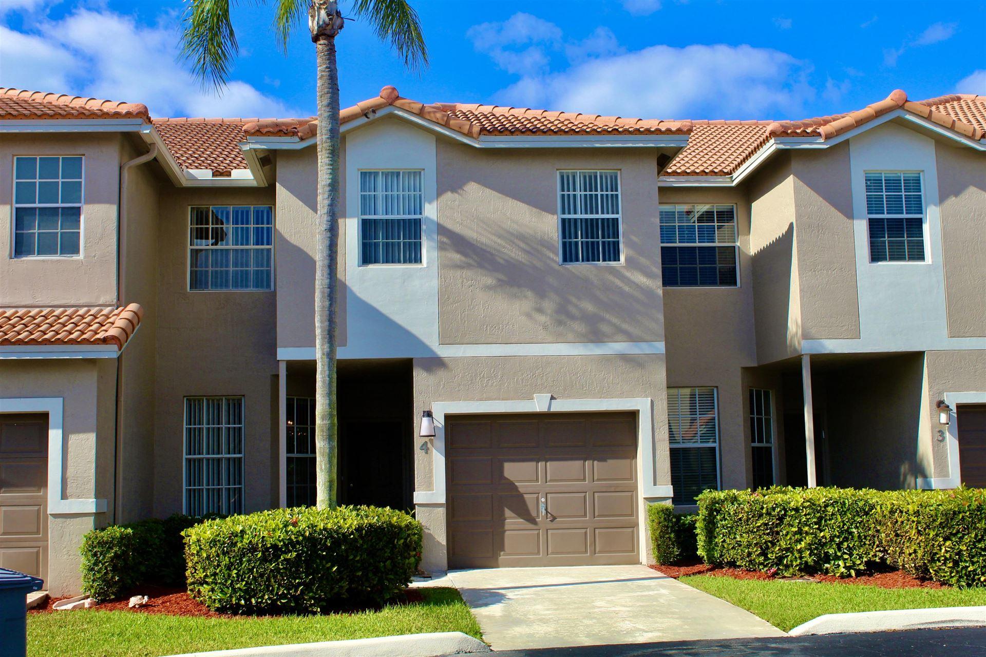 20951 Via Alamanda #4, Boca Raton, FL 33428 - #: RX-10675688