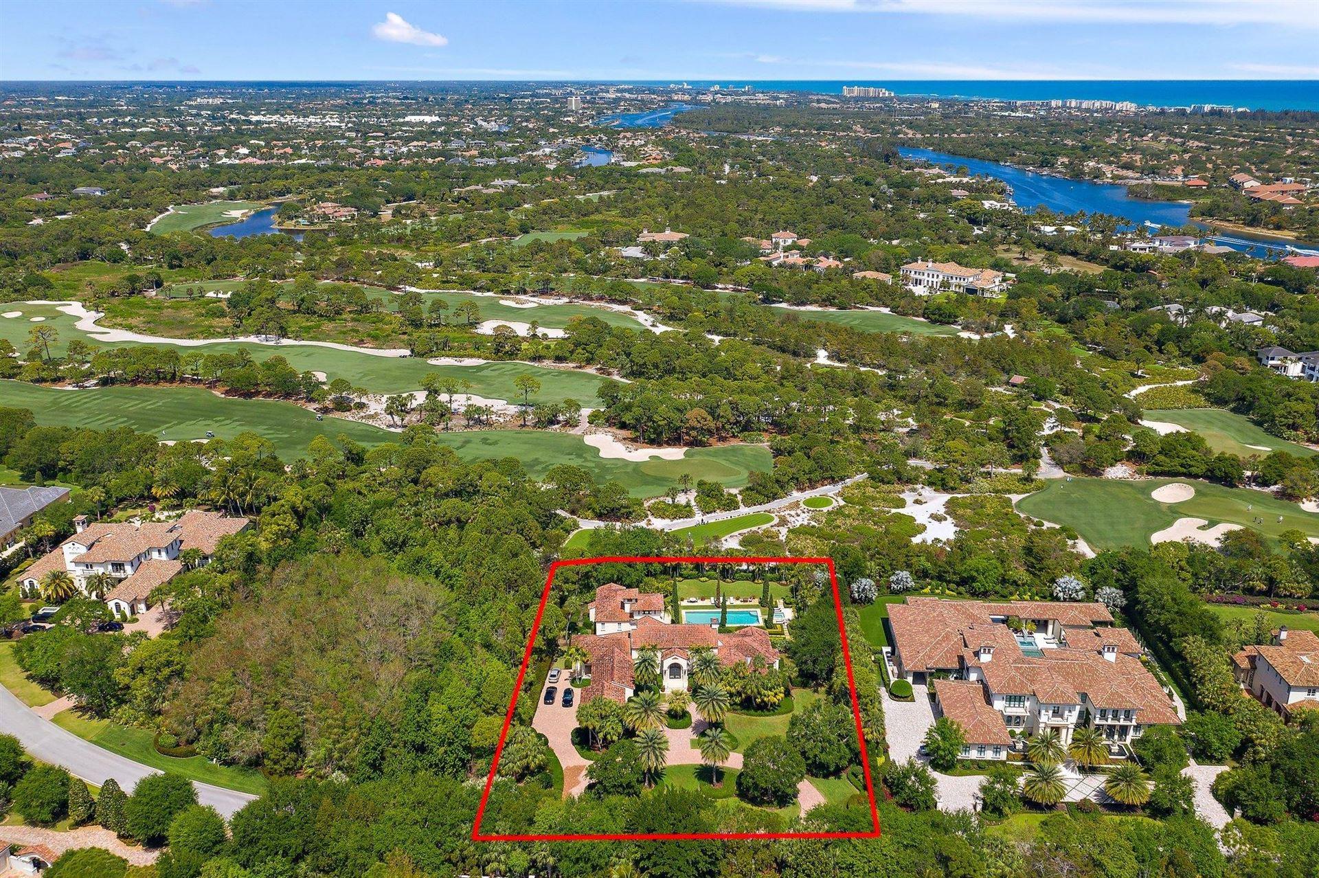 Photo of 166 Bears Club Drive, Jupiter, FL 33477 (MLS # RX-10702688)