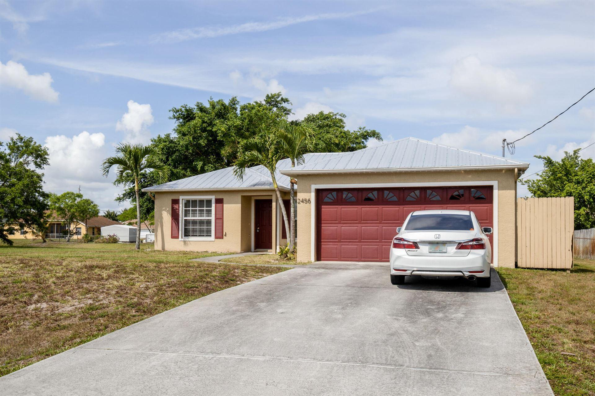 2456 SW Monterrey Lane, Port Saint Lucie, FL 34953 - MLS#: RX-10716688