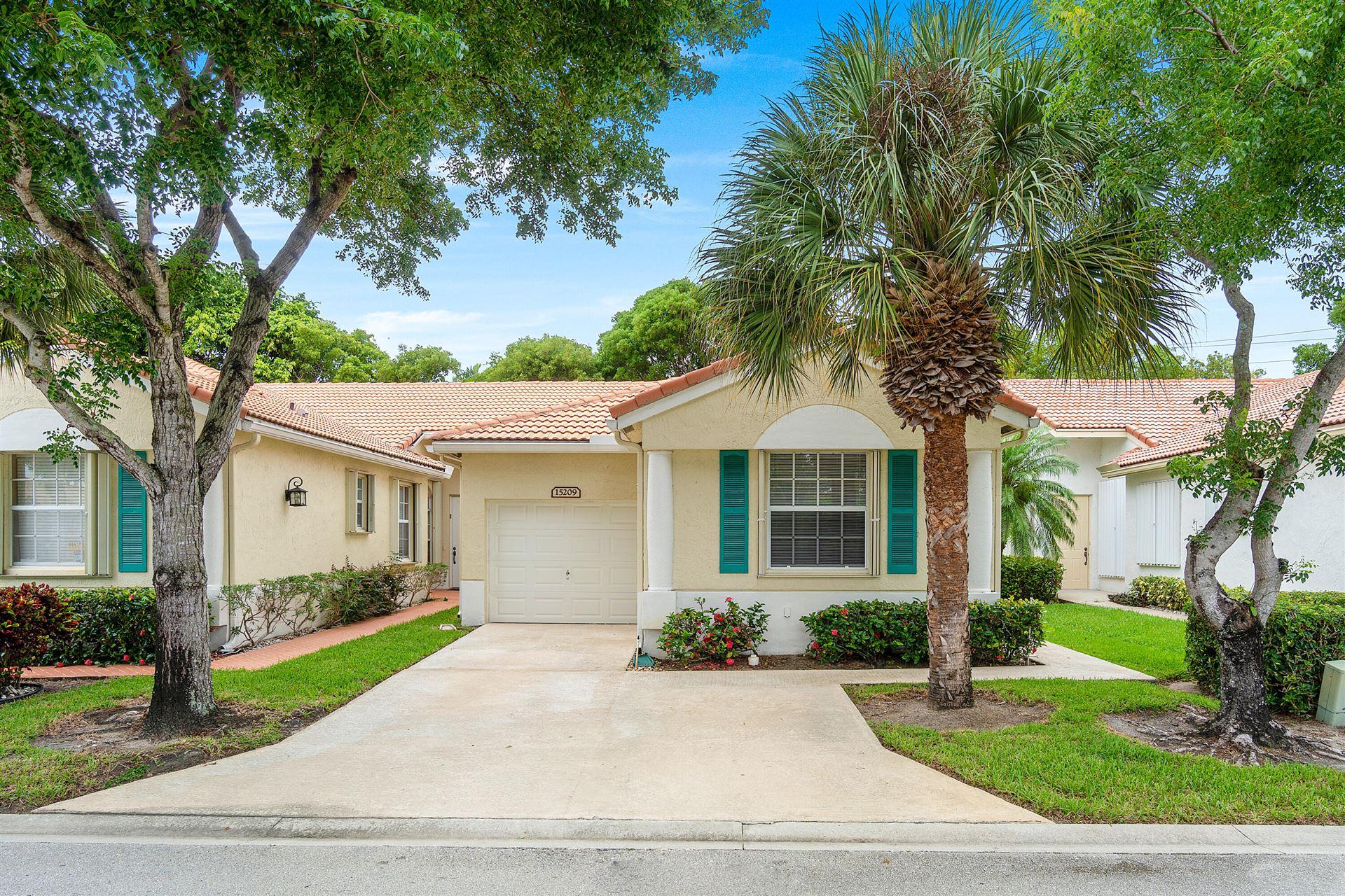 15209 Ixora Road, Delray Beach, FL 33484 - MLS#: RX-10729688