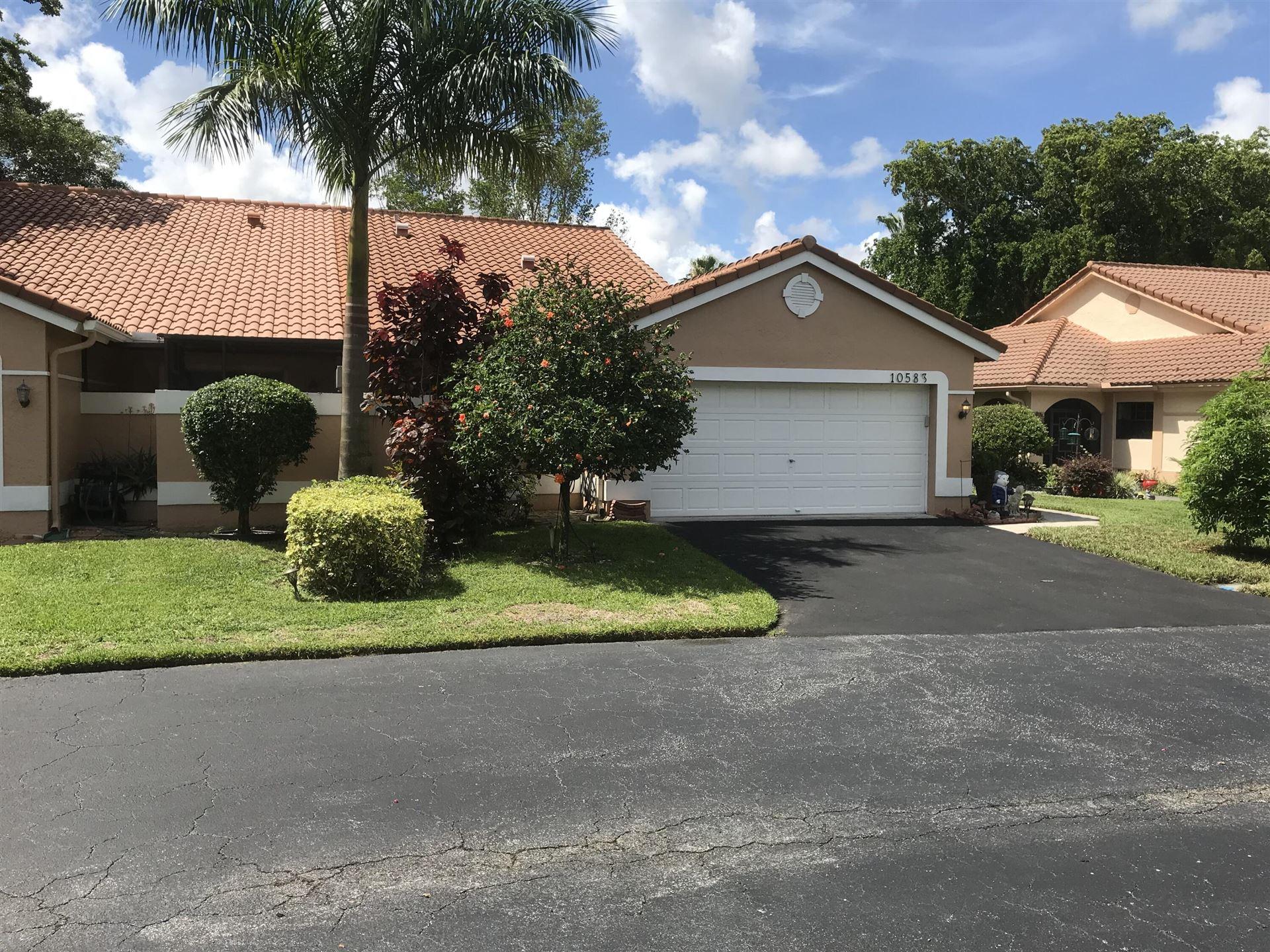 10583 Ladypalm Lane #B, Boca Raton, FL 33498 - #: RX-10731688