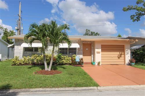 Photo of 1490 NW 70th Lane, Margate, FL 33063 (MLS # RX-10630689)