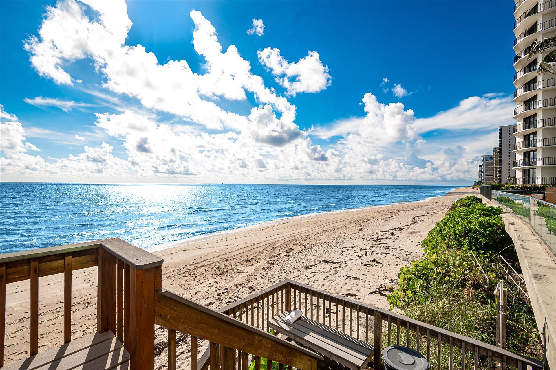 5440 N Ocean Drive #601, Riviera Beach, FL 33404 - #: RX-10654689