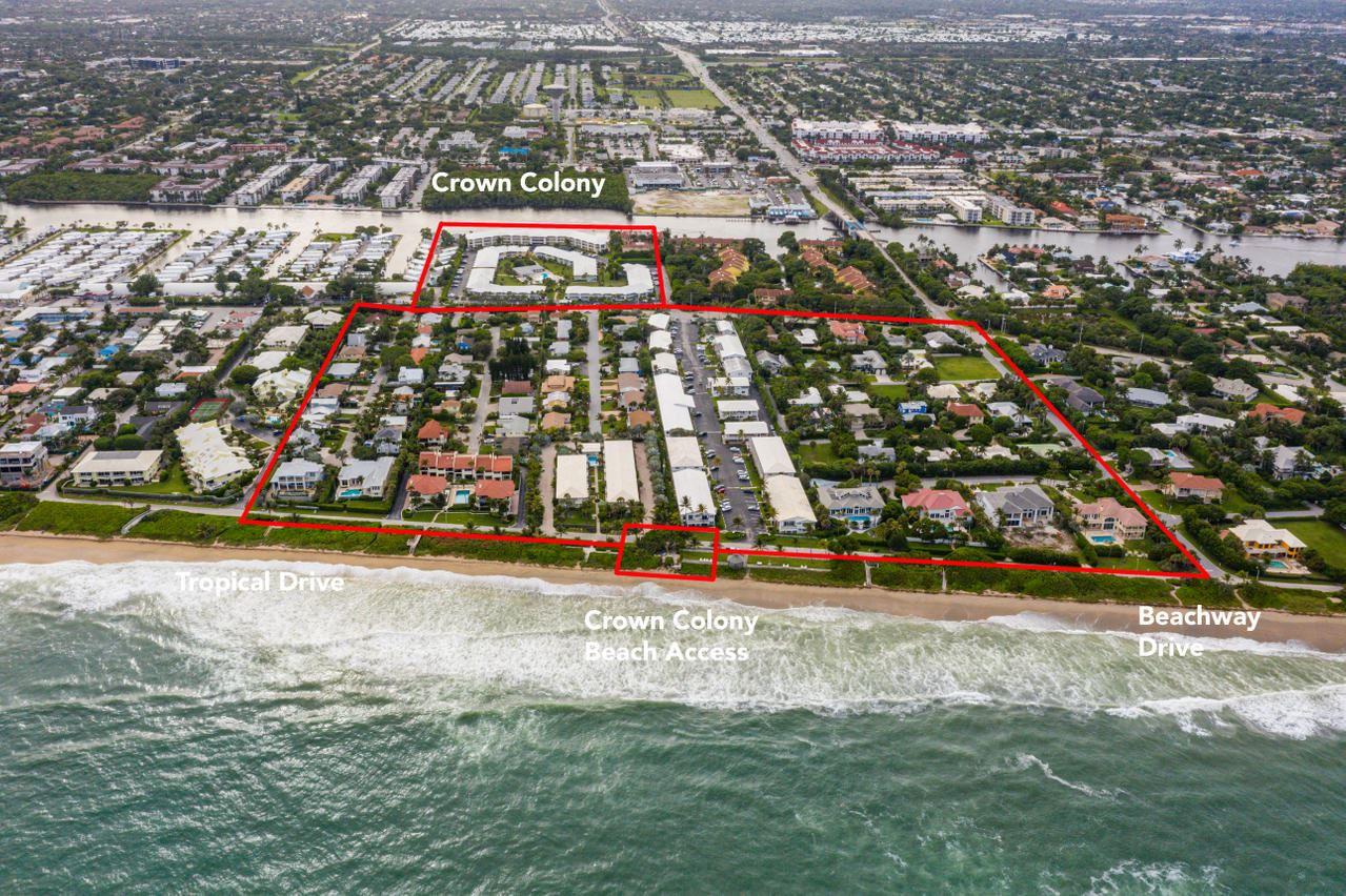 Photo of 5540 N Ocean Boulevard #203, Ocean Ridge, FL 33435 (MLS # RX-10657689)