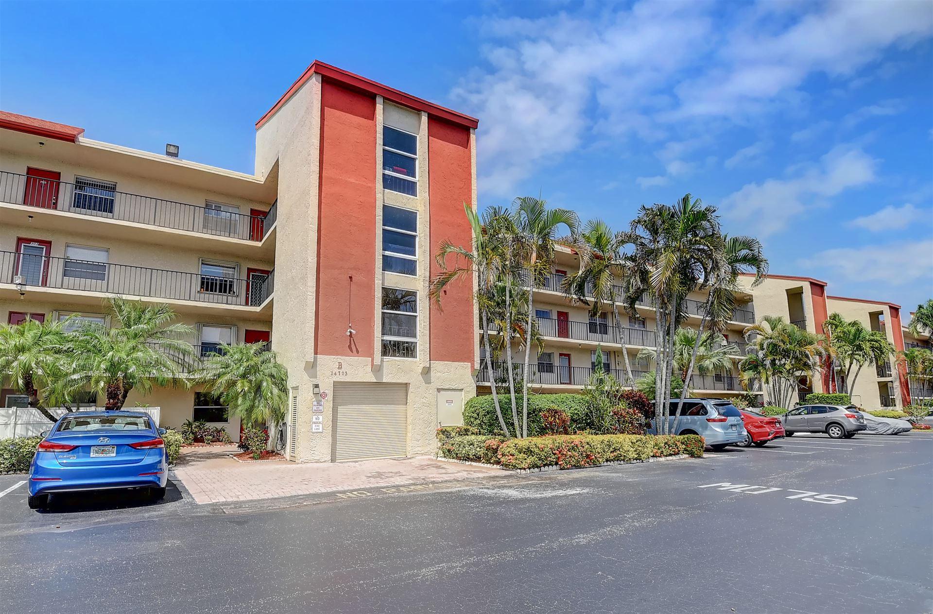 14723 Cumberland Drive #208, Delray Beach, FL 33446 - MLS#: RX-10707689