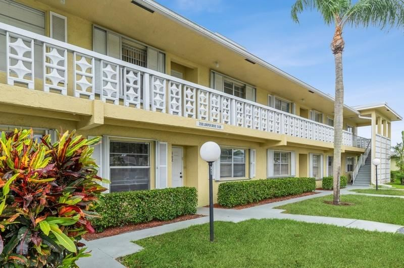 2500 Juniper Drive #202, Delray Beach, FL 33445 - MLS#: RX-10716689
