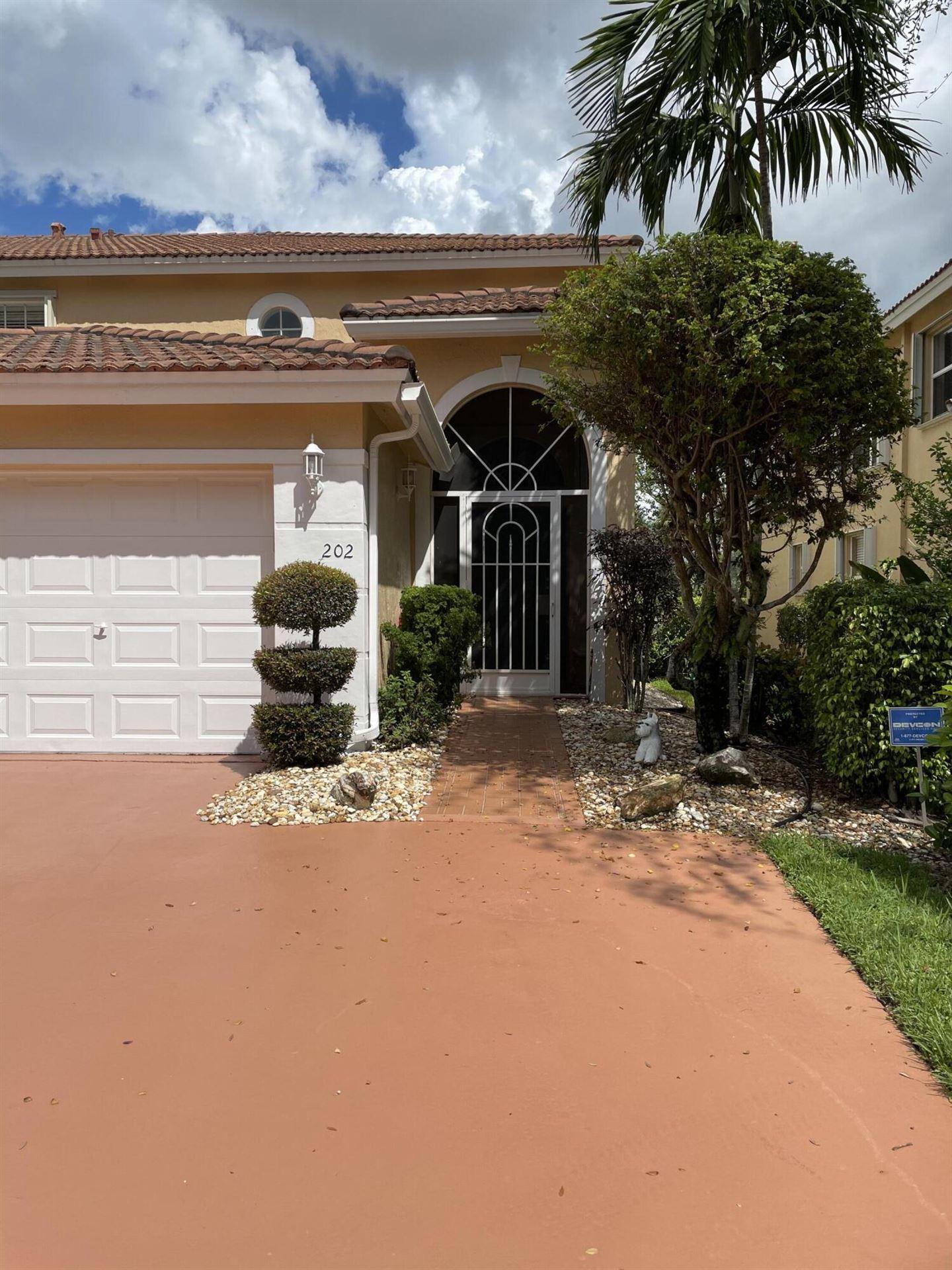 12498 Crystal Pointe Drive #202, Boynton Beach, FL 33437 - #: RX-10748689