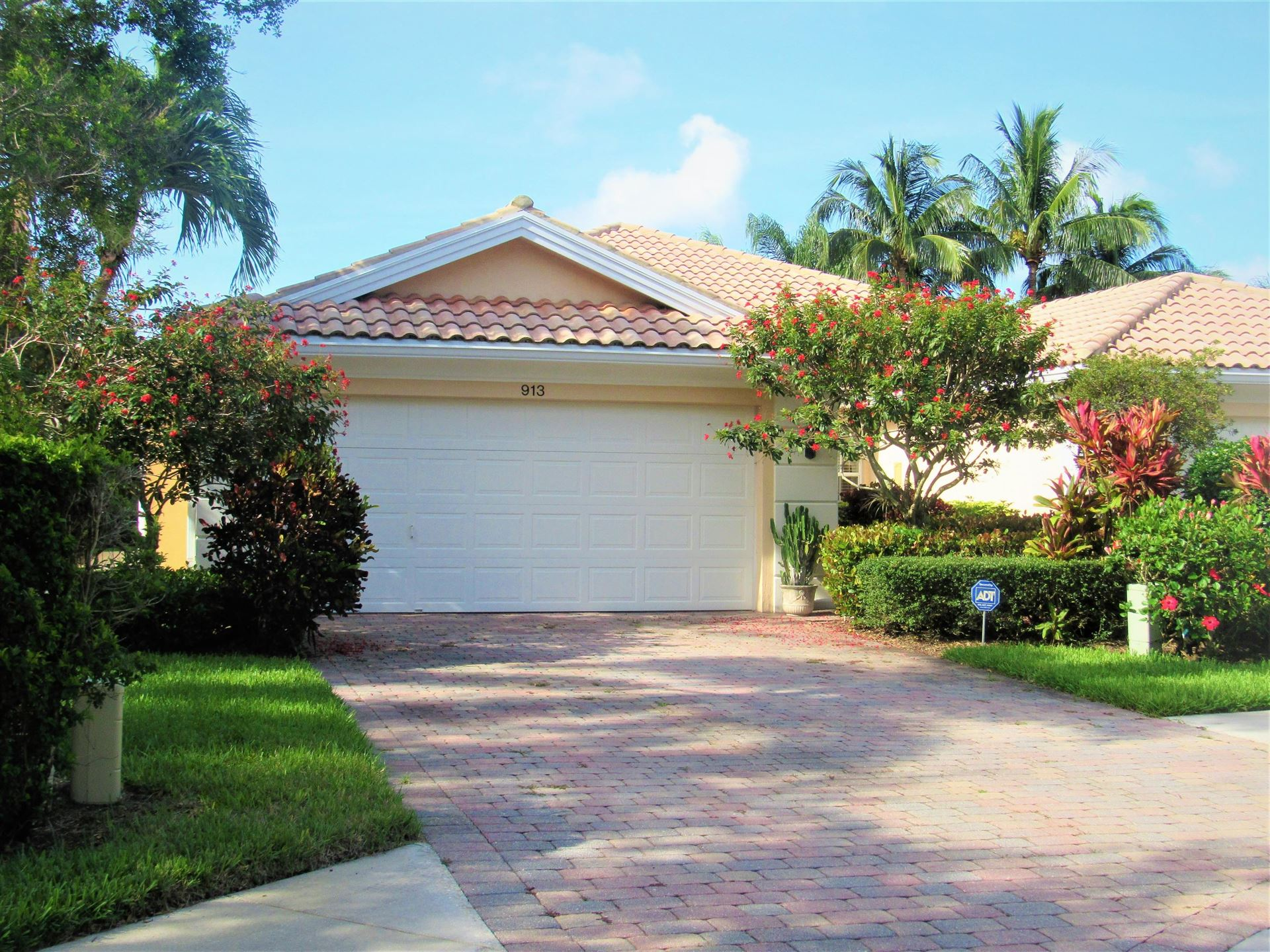 913 Magdalena Road, Palm Beach Gardens, FL 33410 - #: RX-10610690