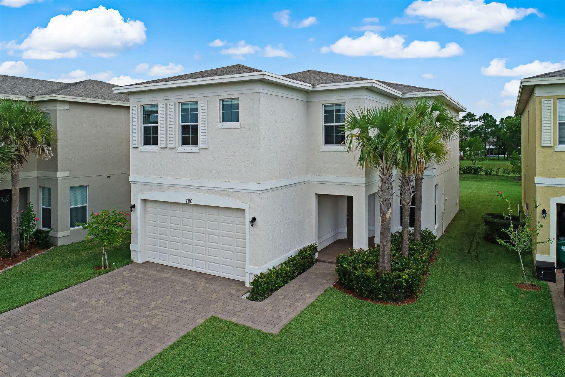 780 NW Leonardo Circle, Port Saint Lucie, FL 34986 - #: RX-10639690