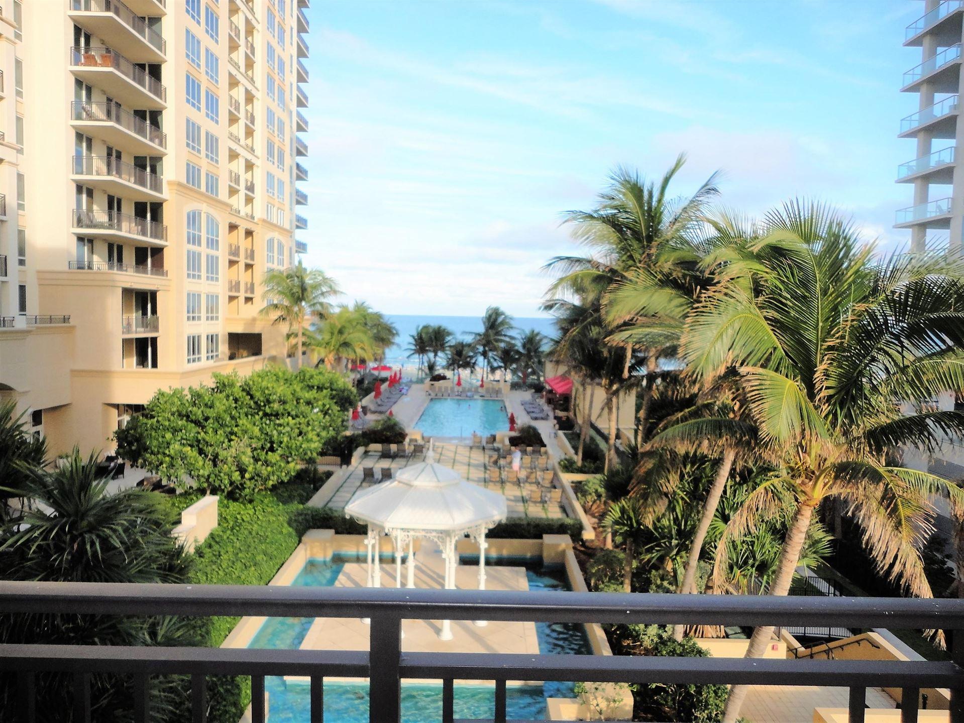 Photo of 3800 N Ocean Drive #519, Singer Island, FL 33404 (MLS # RX-10649690)