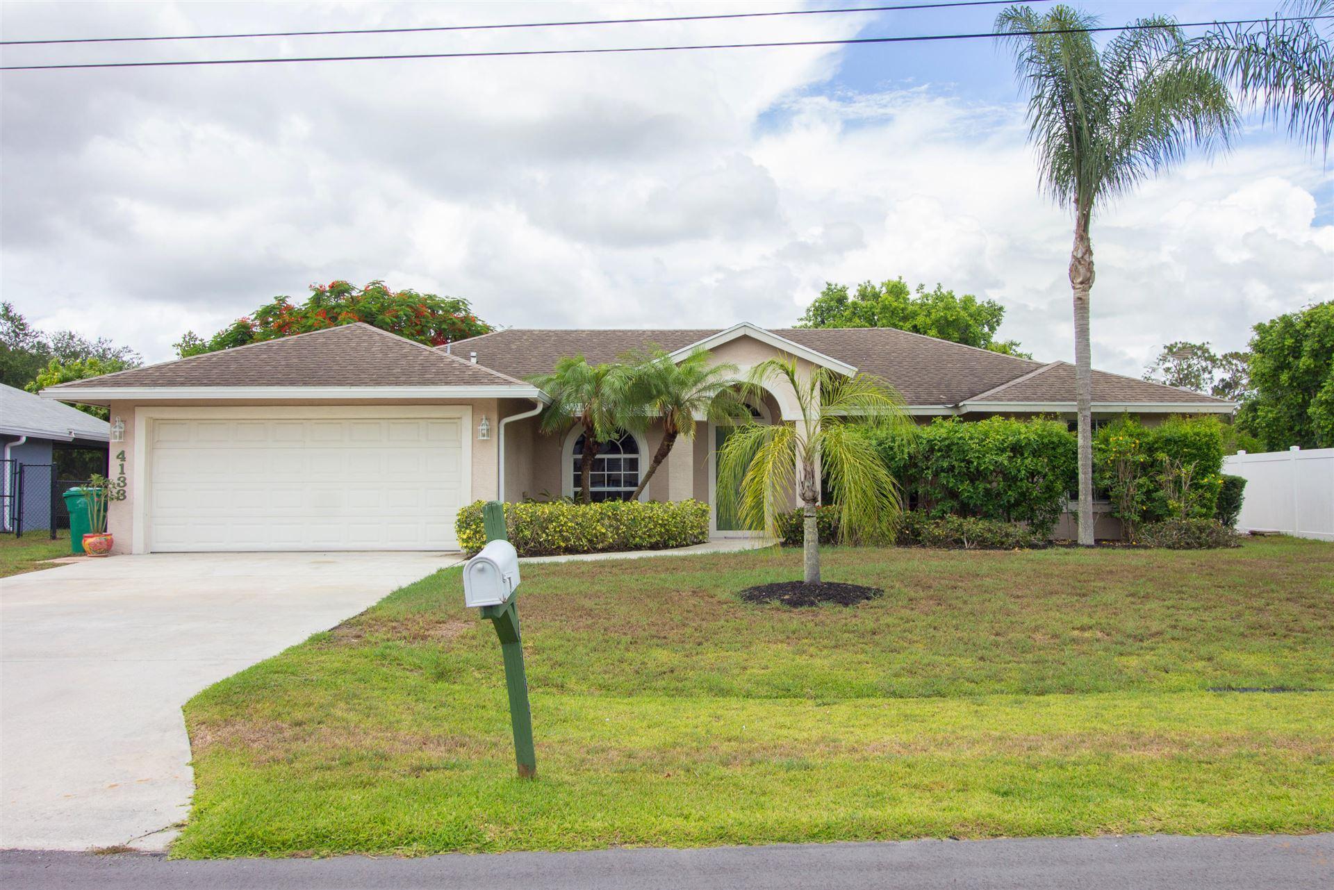 4133 SW Endicott Street SW, Port Saint Lucie, FL 34953 - #: RX-10722690