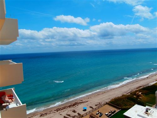 Photo of 4511 S Ocean Boulevard #1003 Penthse, Highland Beach, FL 33487 (MLS # RX-10638691)