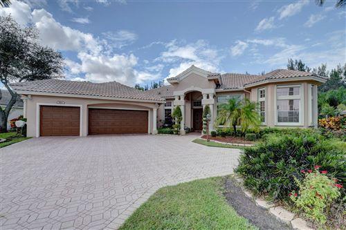 Photo of 8161 Muirhead Circle, Boynton Beach, FL 33472 (MLS # RX-10752692)