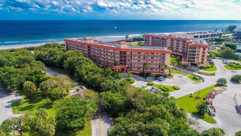 Photo of 2871 N Ocean Boulevard #C213, Boca Raton, FL 33431 (MLS # RX-10674692)
