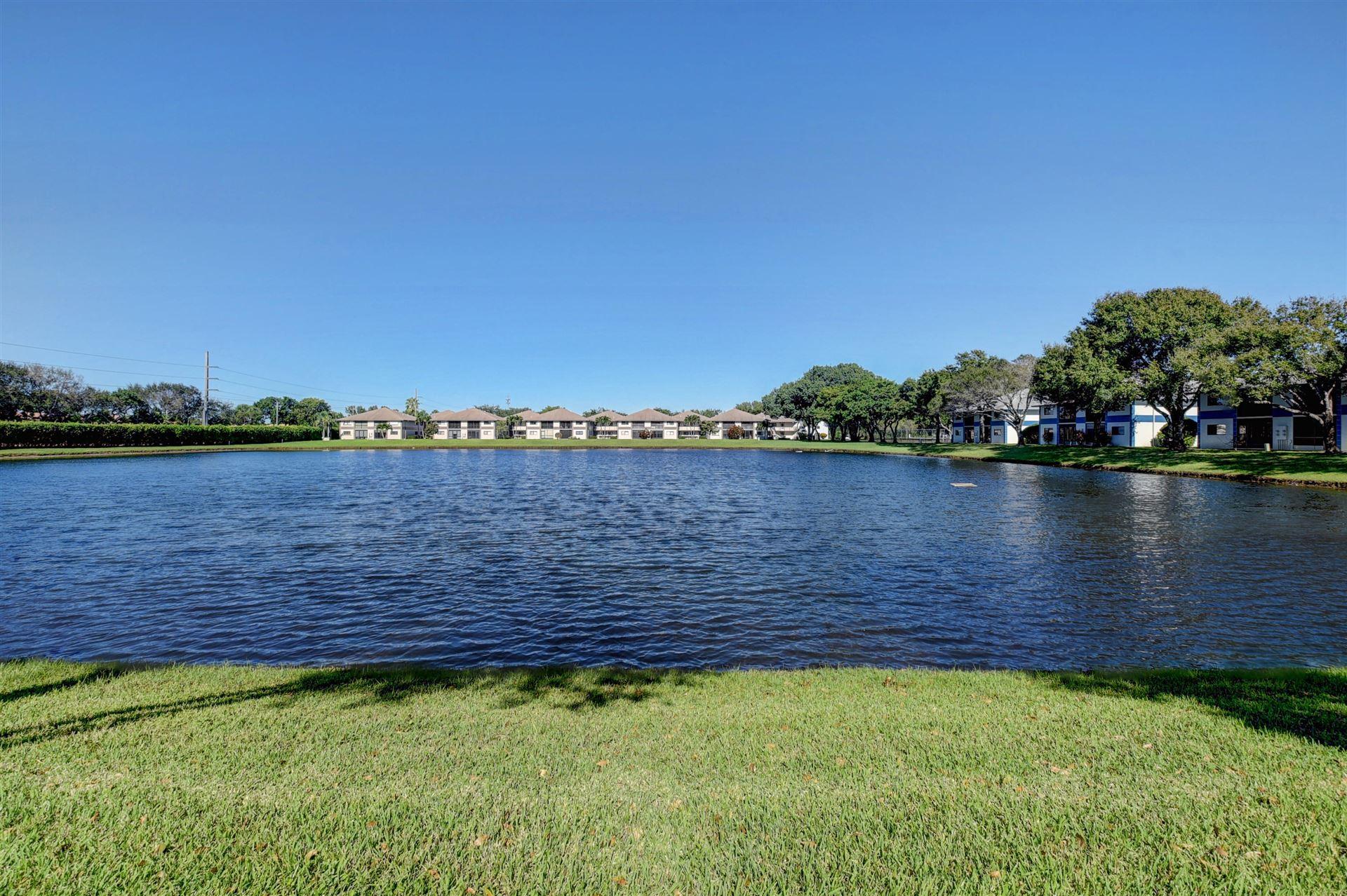 Photo of 15401 Pembridge Avenue #8, Delray Beach, FL 33484 (MLS # RX-10675692)